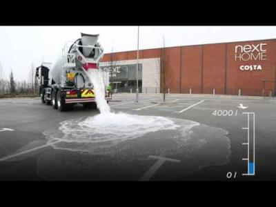 Topmix Permeable : la route anti-inondations