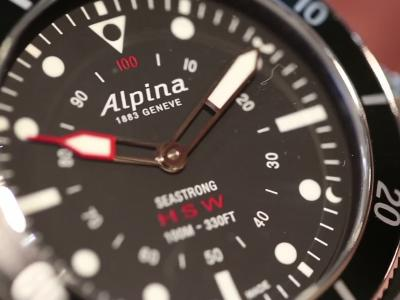 Baselworld 2017 : ALPINA