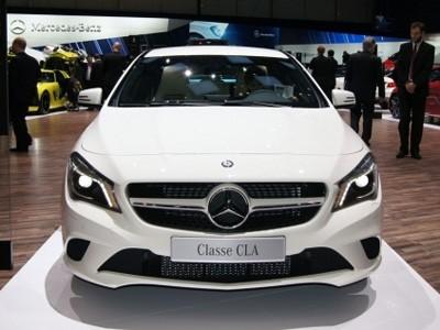 Genève 2013 : Mercedes CLA