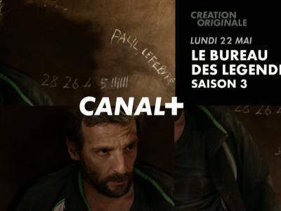 Le Bureau des Légendes : le trailer de la saison 3