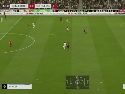 Borussia M'Gladbach - Hertha Berlin : notre simulation FIFA 20 (Bundesliga - 34e journée)