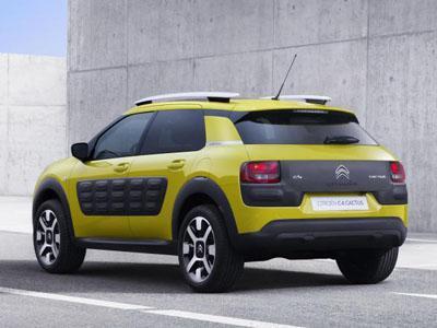 Le Citroën C4 Cactus en vidéo
