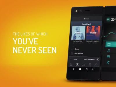ZTE Axon M : présentation en vidéo du smartphone pliable