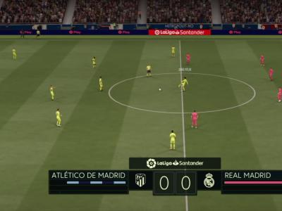 Atlético Madrid - Real Madrid : notre simulation FIFA 21 (26ème journée de Liga)