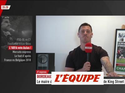 Obraniak : «Les rats quittent le navire» à Bordeaux - Foot - EDS