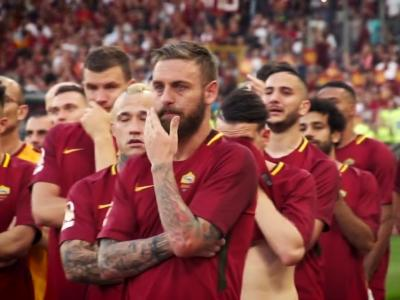 Le souvenir du jour : quand Totti faisait pleurer tout un stade ... frissons