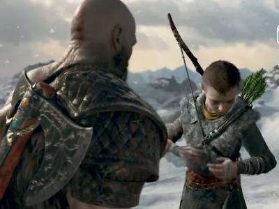 God of War : le trailer Be a Warrior de l'E3 2017 (VO)
