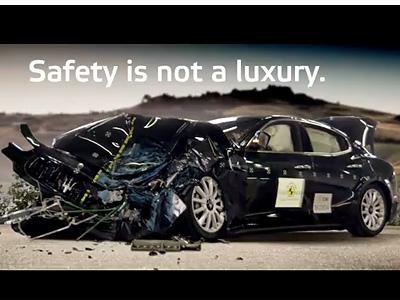Euro NCAP : pas de pitié pour la sécurité