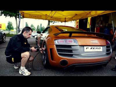 Pirelli P ZERO EXPERIENCE : trois dates en 2014