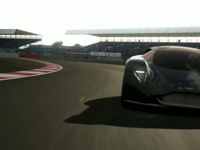 Aston Martin DP-100 : Joyau de pixels