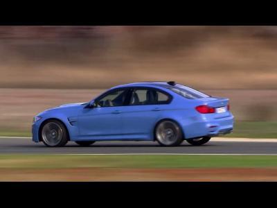 La nouvelle BMW M3 en vidéo