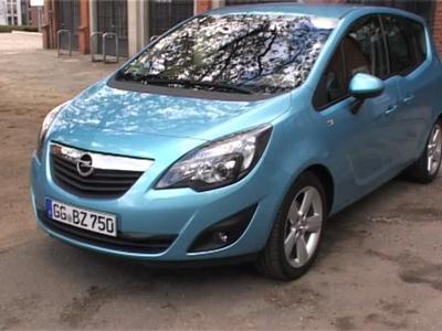 Essai Opel Meriva II 1.4 Twinport 120 ch