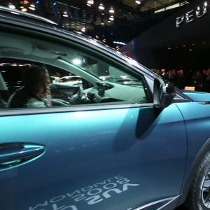 Mondial 2016 : Peugeot 5008