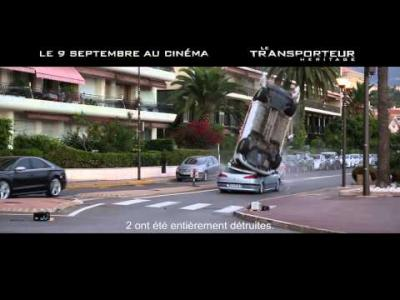 Making-of Le Transporteur Héritage