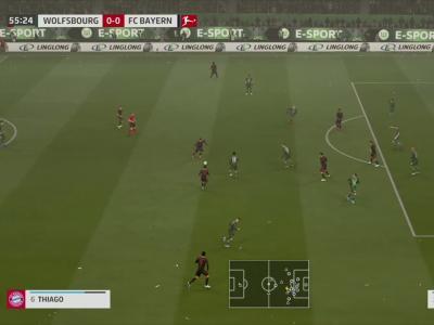 Vfl Wolfsburg - Bayern Munich sur FIFA 20 : résumé et buts (Bundesliga - 34e journée)