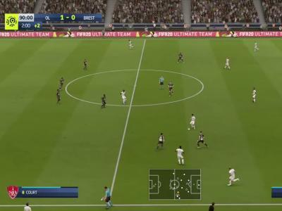 OL - Stade Brestois 29 : notre simulation FIFA 20 (L1 - 38e journée)