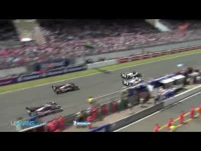 24H du Mans 2012 - The Race