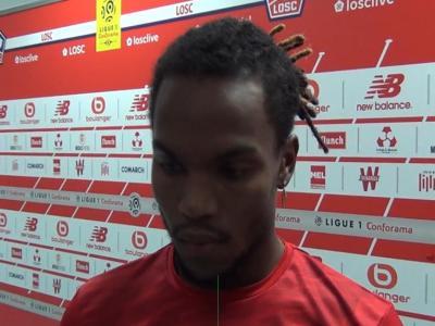 """Lille - Renato Sanches : """"Je retrouve toutes mes sensations avec Lille"""""""