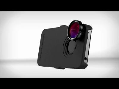 iPro Lens System : un grand angle pour iPhone