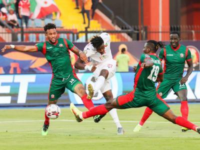Burundi - Guinée : le résumé et les buts du match