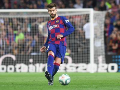 Barça : Un carton jaune volontaire pour Piqué ?