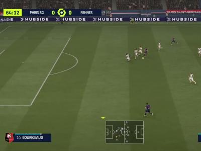 PSG - Rennes : notre simulation FIFA 21 (L1 - 10e journée)