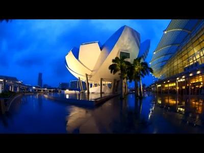 Dans les coulisses de la Maison Louis Vuitton de Singapour