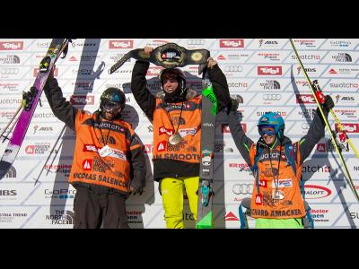 Freeride World Tour 2014 : Fieberbrunn