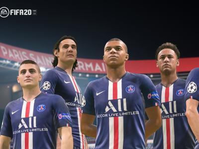 FIFA 20 : le budget des clubs de Ligue 1 pour le mode Carrière