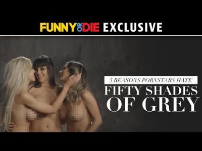 Ces stars du porno qui n'aiment pas 50 nuances de Grey