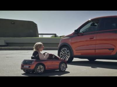 La Renault Twingo GT devient accessible aux enfants