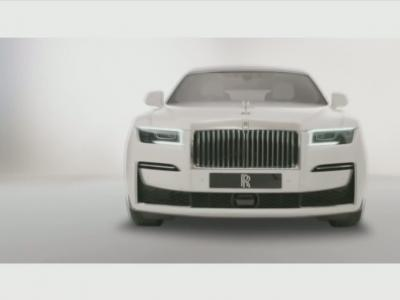Rolls-Royce Ghost : présentation en vidéo