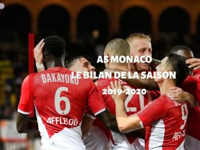 AS Monaco : Le bilan comptable de la saison 2019 / 2020