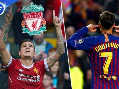 Pourquoi Philippe Coutinho n'est plus le même au Barça qu'à Liverpool