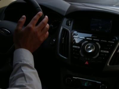 Ford teste son dispositif Active City Stop à Paris