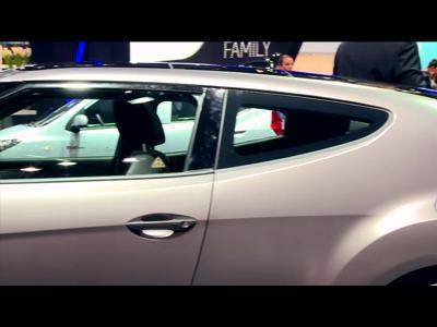 Hyundai Veloster Turbo - Mondial 2012