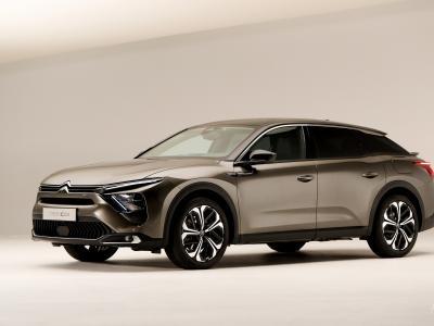 Nouvelle Citroën C5 X (2021) : le crossover en vidéo