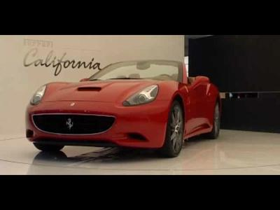 Reportage Ferrari California