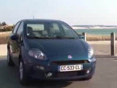 Essai Fiat Punto Multijet II 85ch Easy