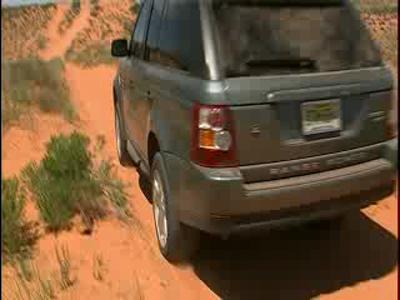 Range Rover Sport HSE modele 2008