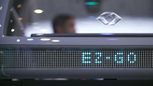 La Renault EZ-GO en vidéo depuis le salon de Genève 2018