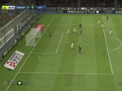 Girondins de Bordeaux - LOSC : notre simulation FIFA 20 (L1 - 38e journée)