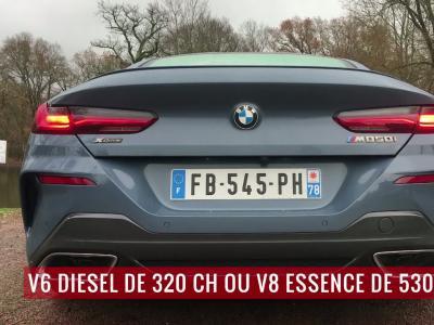 Essai BMW Série 8