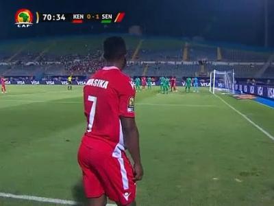 Le 1er but de Sadio Mané face au Kenya