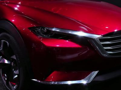 Francfort 2015 : Mazda Koeru