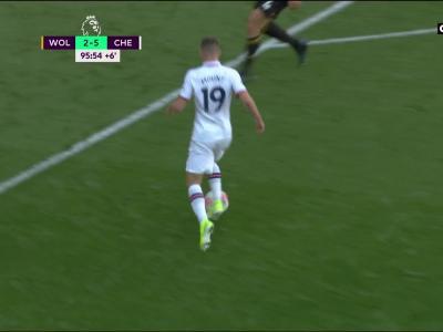 Premier League - 5ème journée : Le résumé de Wolverhampton / Chelsea