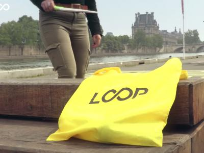 Loopball : présentation de la balle connectée pour les raquettes de plage