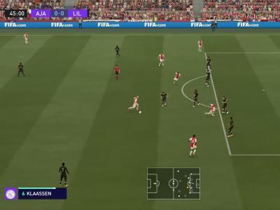 Ajax - LOSC : notre simulation FIFA 21 (1/16ème de finale retour de Ligue Europa)