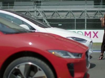 Jaguar I-Pace vs. Tesla Model X : le duel en vidéo