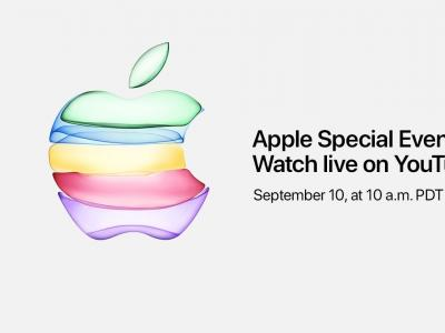 iPhone 11 : la Keynote Apple du 10 septembre 2019 en direct
